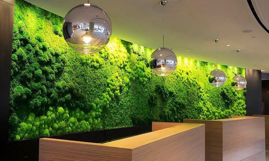 Marvelous The Perfect Green Wall Art For Your Home Or Business Inside Green Wall Art (View 16 of 25)