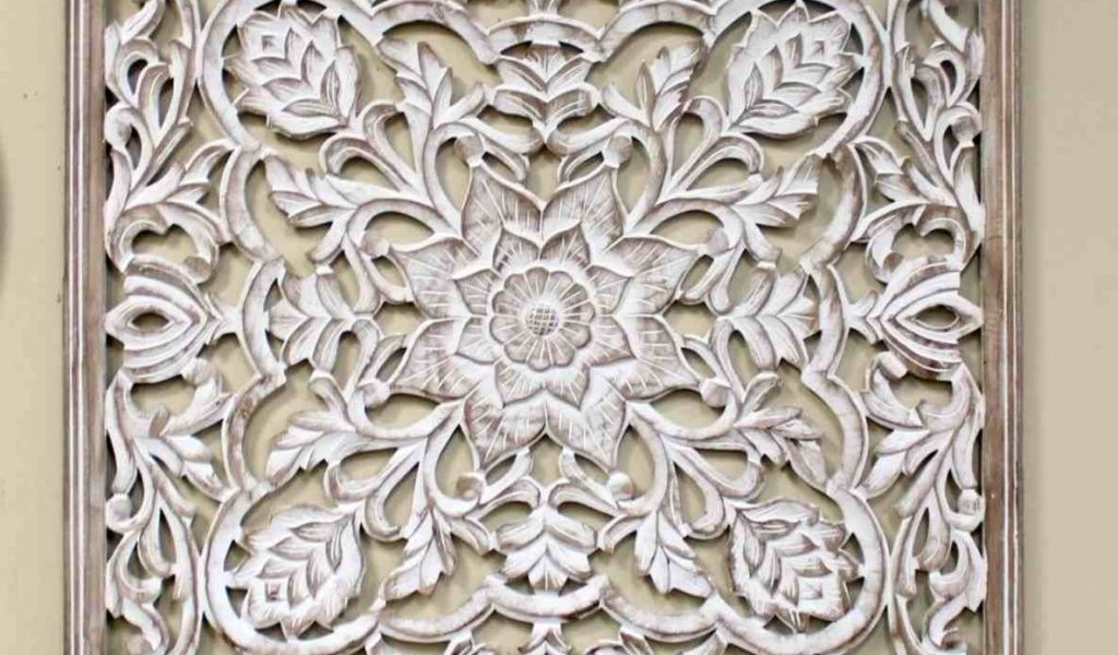 Medallion Wall Art Decals : Andrews Living Arts – Medallion Wall Art Throughout Medallion Wall Art (Image 11 of 25)