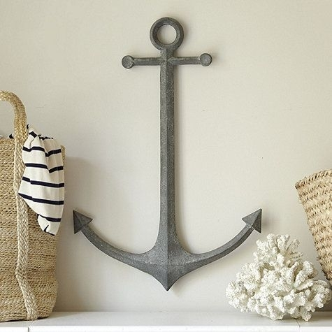 Featured Image of Anchor Wall Art