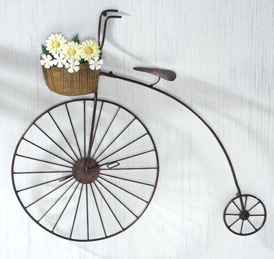 Metal Bicycle Wall Art – Vmai With Regard To Bicycle Wall Art (Image 18 of 20)