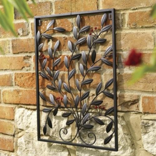 Metal Ga Ideal Outdoor Metal Wall Art – Wall Decoration And Wall Art With Outdoor Metal Wall Art (Image 5 of 10)