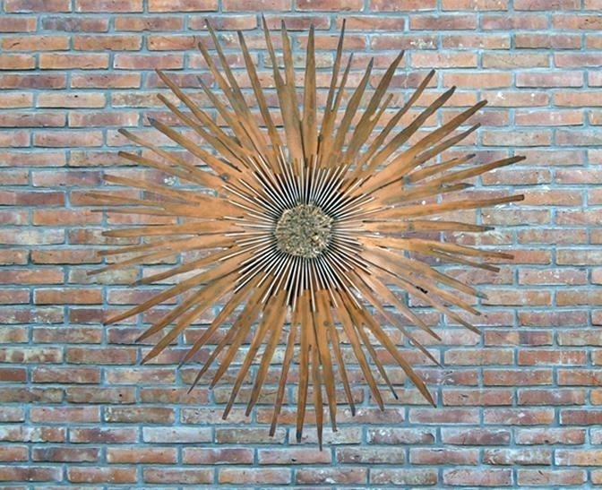 Metal Large Outdoor Wall Art Outdoor Wall Art Metal Large Outdoor With Large Outdoor Wall Art (View 15 of 25)