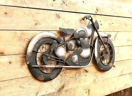 Metal Motorcycle Wall Art Motorcycle Metal Wall Art Motorcycle Wall Intended For Motorcycle Wall Art (View 22 of 25)