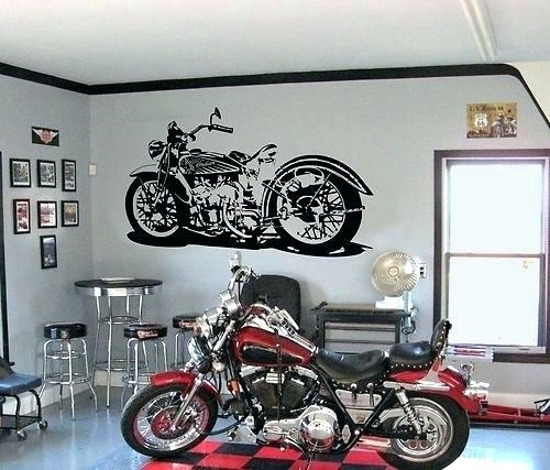 Metal Motorcycle Wall Art Motorcycle Wall Decor Vintage Motorcycle Throughout Motorcycle Wall Art (View 15 of 25)