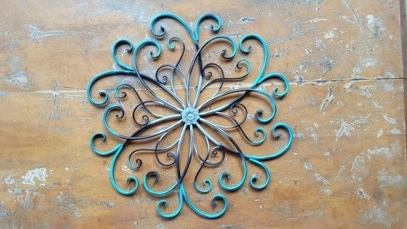Metal Outdoor Wall Art Metal Outdoor Wall Art Dream Catcher Metal Throughout Metal Outdoor Wall Art (View 18 of 25)