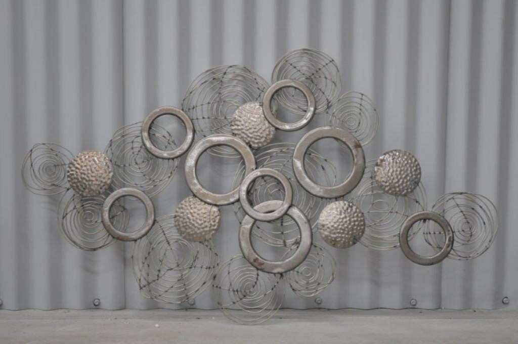 Featured Image of Metal Wall Art Decors
