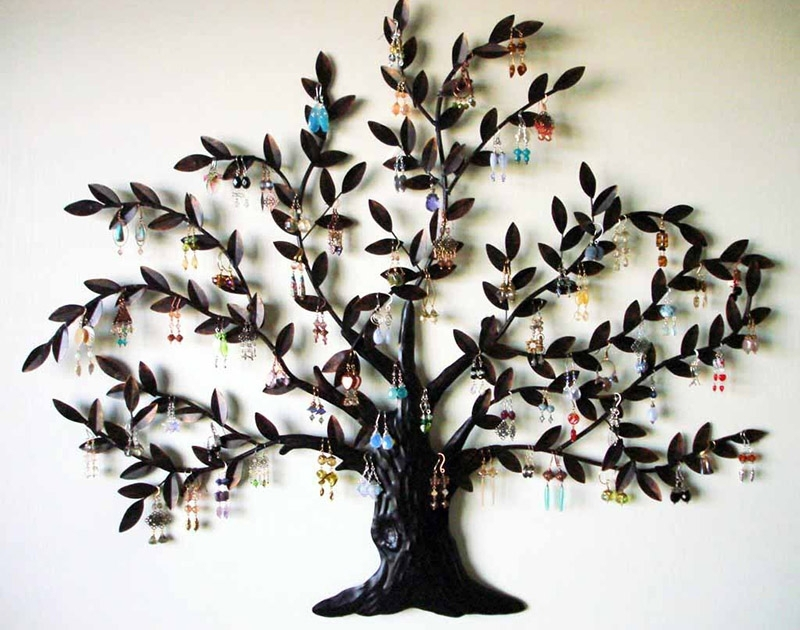 Metal Tree Wall Art Gallery | Inside Metal Wall Art Trees (Image 11 of 25)