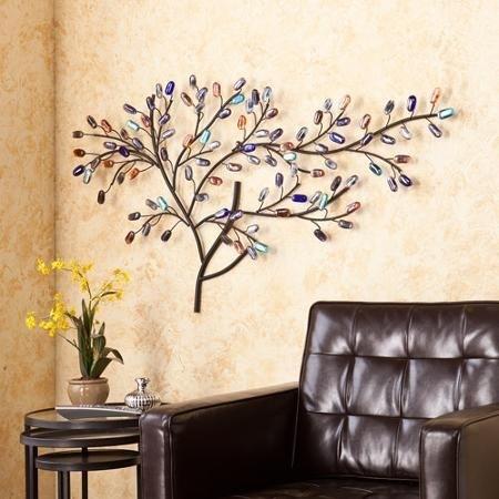 Metal Tree Wall Fabulous Wall Art Walmart – Wall Decoration Ideas Regarding Wall Art At Walmart (Image 4 of 20)