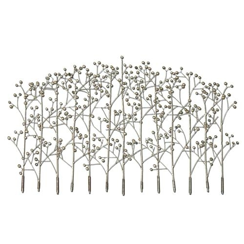 Metal Tree Wall Sculpture Iron Trees Metal Wall Art Uttermost Wall With Uttermost Wall Art (Image 7 of 25)