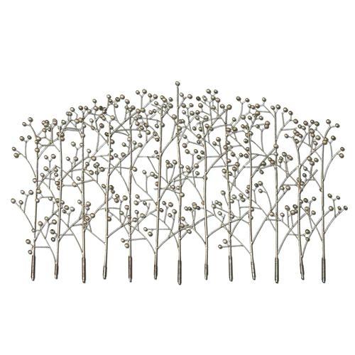 Metal Tree Wall Sculpture Iron Trees Metal Wall Art Uttermost Wall With Uttermost Wall Art (Image 7 of 25)