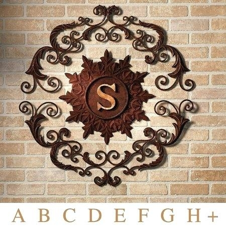 Metal Wall Art Outdoor – Dstreetnoshery Intended For Large Outdoor Metal Wall Art (Image 17 of 25)