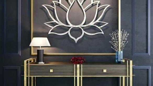 Metal Wall Art Panels Outdoor Modern Metal Wall Decor Gorgeous Throughout Modern Metal Wall Art (View 18 of 20)