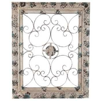 Metal Wall Decor With Floral Center | Signs | Pinterest | Metal Pertaining To Hobby Lobby Metal Wall Art (View 5 of 25)