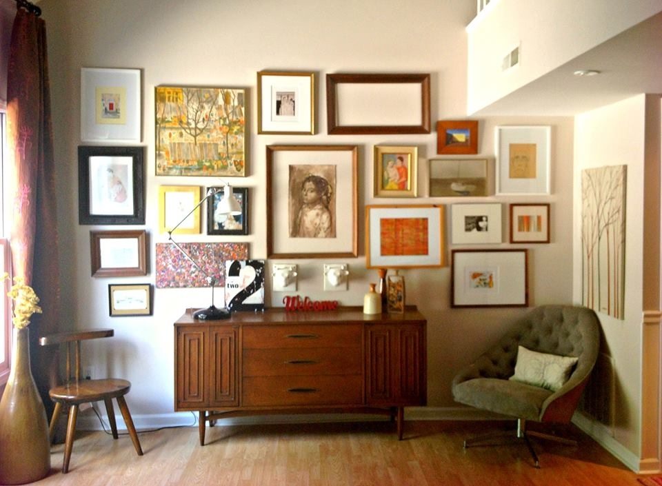 Mid Century Modern Wall Art Ideas : Andrews Living Arts – Photo With Mid Century Modern Wall Art (View 13 of 20)