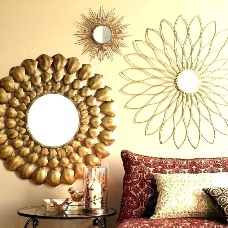 Mirror Decorating Ideas Diy Best Wall Decor Pier 1 Imports Mirrored Inside Pier 1 Wall Art (Image 4 of 25)