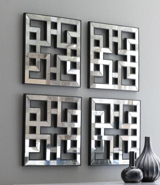 Mirrored Wall Art – Zauber Within Mirrored Wall Art (View 20 of 20)