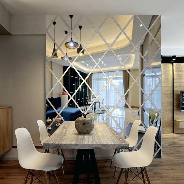 Mirrored Wall Frames – Tdsband (View 16 of 20)