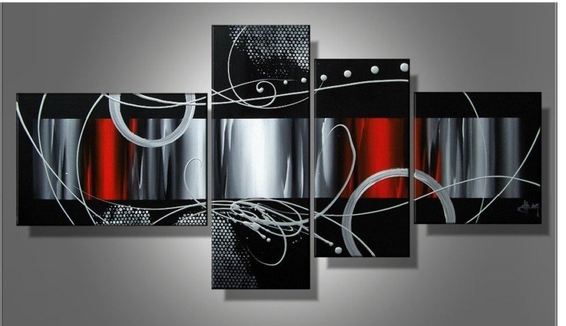 Modern Art Prints Framed | Ihsanudin With Modern Framed Wall Art Canvas (View 5 of 25)