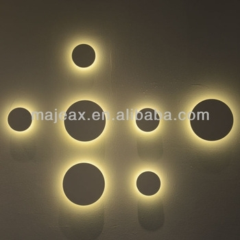Modern Ce,rohs,ul Approved Led Wall Art Lighting – Buy Led Wall Art Throughout Led Wall Art (View 6 of 20)