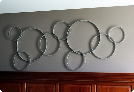 Modern Circles Wall Art Throughout Circle Wall Art (View 4 of 25)