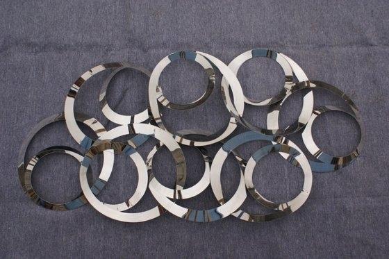Modern Metal Wall Art Sculpturewall Decoration Sculpture View With With Metal Wall Art Sculptures (View 9 of 10)