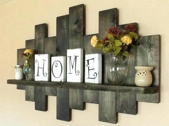 Modern Rustic Wall Art Rustic Kitchen Wall Decor Rustic Wall Decor Throughout Large Rustic Wall Art (Image 18 of 25)