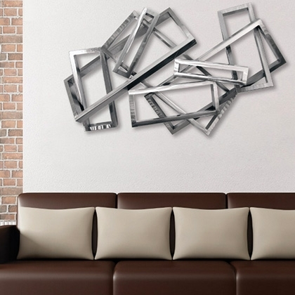 Modern Wall Art + Contemporary Sculptures | Eurway In Modern Wall Art (Image 8 of 10)
