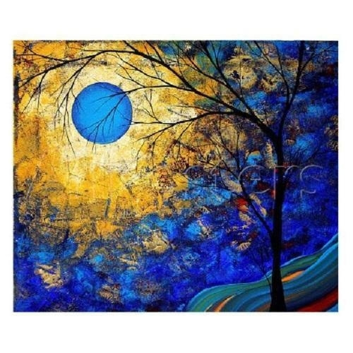 Modern Wall Art Painting At Rs 7000 /2/3 Fit | Modern Art Paintings Regarding Wall Art Paintings (Image 21 of 25)