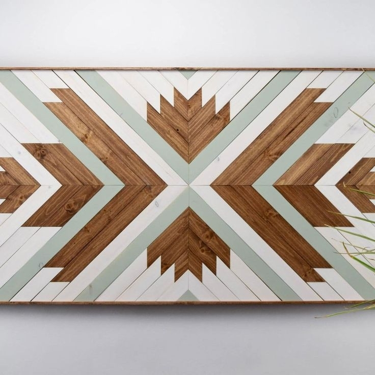 Modern Wooden Wall Art | Shopify Merchant Community Board Pertaining To Wood Art Wall (Image 8 of 20)