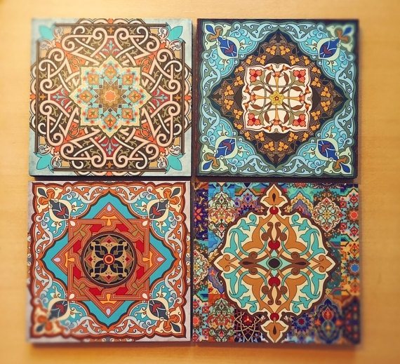 Moroccan Wall Art Lovely Moroccan Wall Art – Wall Decoration Ideas Intended For Moroccan Wall Art (Photo 3 of 25)