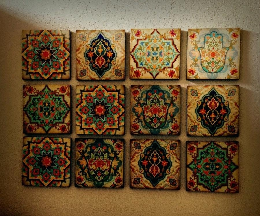 Featured Image of Moroccan Wall Art