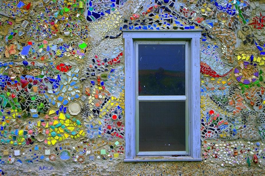 Mosaic Art Wall 2 Photographjack Camden In Mosaic Wall Art (Image 6 of 10)