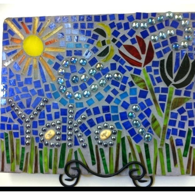 Mosaic Wall Art Mosaic Wall Art Entrancing Of Mosaic Wall Art Luxury With Regard To Mosaic Wall Art (View 4 of 10)