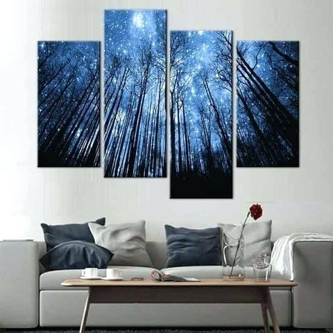 Multiple Piece Canvas Wall Art Multiple Canvas Wall Art Attractive For Multi Panel Wall Art (Image 8 of 10)