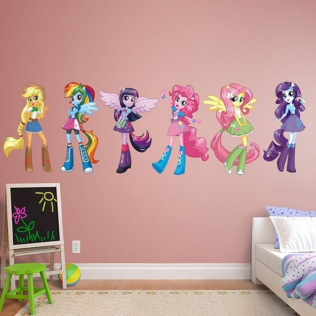 My Little Pony Blind Bag Display Case! | Anja Ideas | Pinterest Inside My Little Pony Wall Art (View 11 of 20)