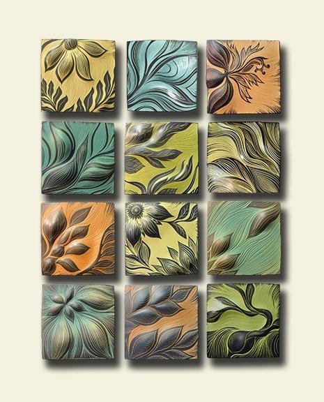 Natalie Blake Studios Ceramic Wall Art Wins Award   Natalie Blake Regarding Ceramic Wall Art (Image 16 of 25)