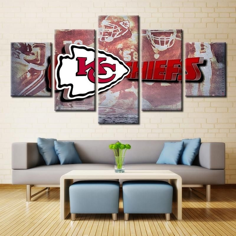 National Football League Wall Art #canvas #nfl #wall #football Pertaining To Nfl Wall Art (Image 6 of 20)