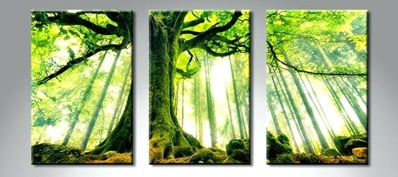Nature Canvas Art Best Collection Of Nature Canvas Wall Art Wall Art inside Nature Wall Art