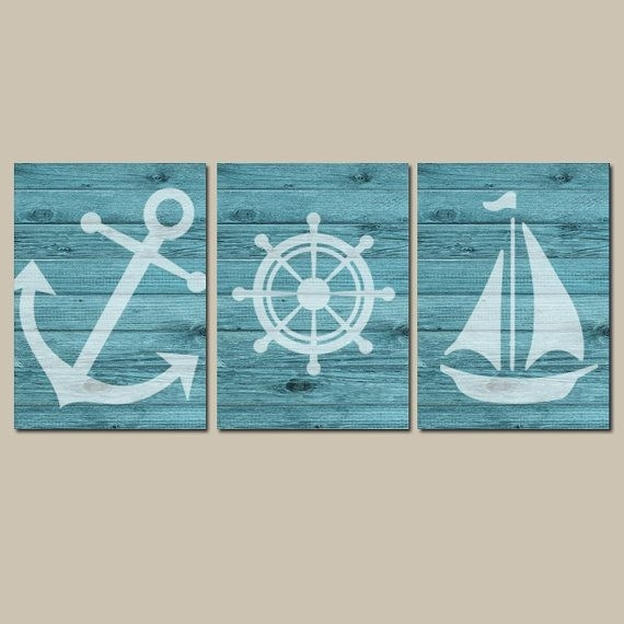 Featured Image of Nautical Wall Art