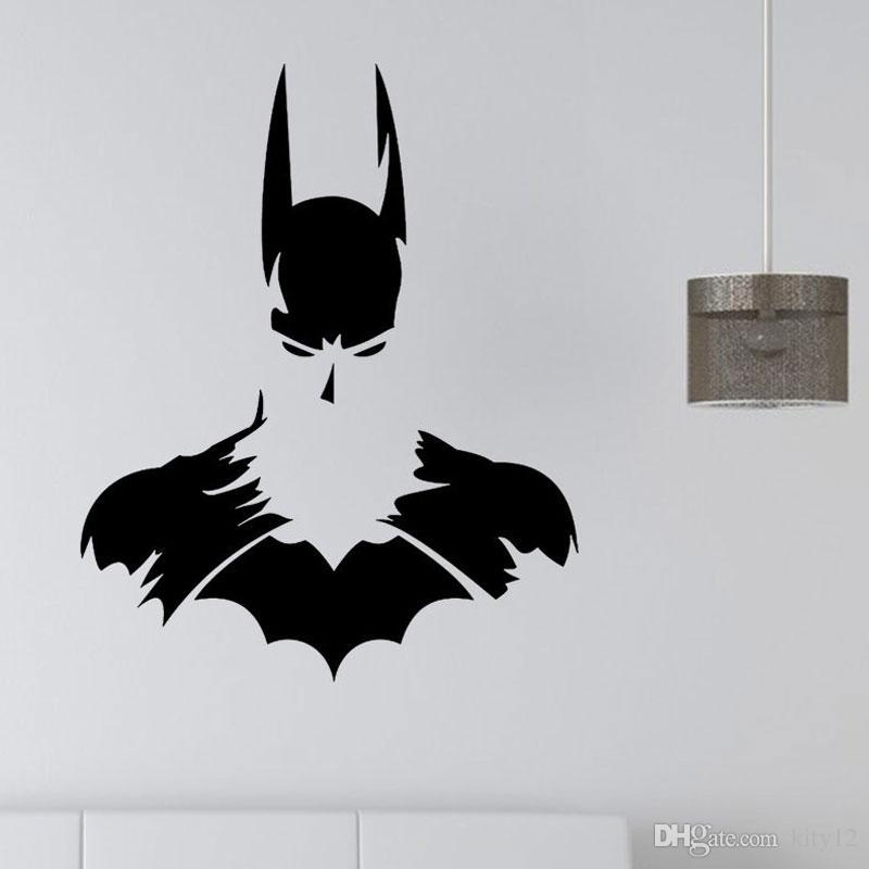 Featured Image of Batman Wall Art