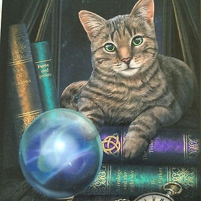 New Bewitched Cat Canvas Wall Art Pictures Designedlisa Parker With Regard To Cat Canvas Wall Art (Image 14 of 25)