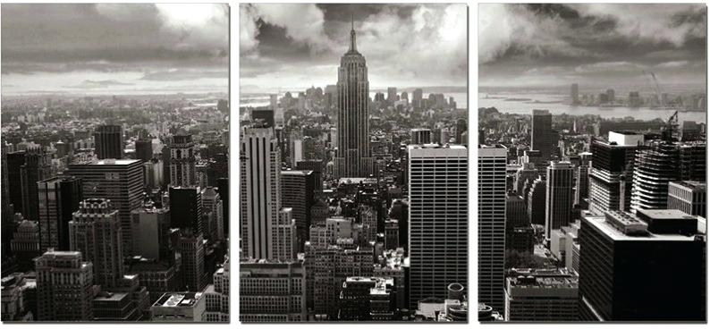 New York Wall Art New City Wall Art Ideas Of New Canvas Wall Art Intended For New York Wall Art (View 7 of 25)