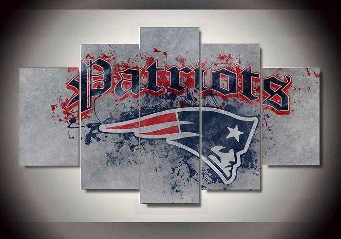 Nfl Wall Art Marvelous Nfl Sports Canvas Store – Mycraftingbox In Nfl Wall Art (Image 14 of 20)