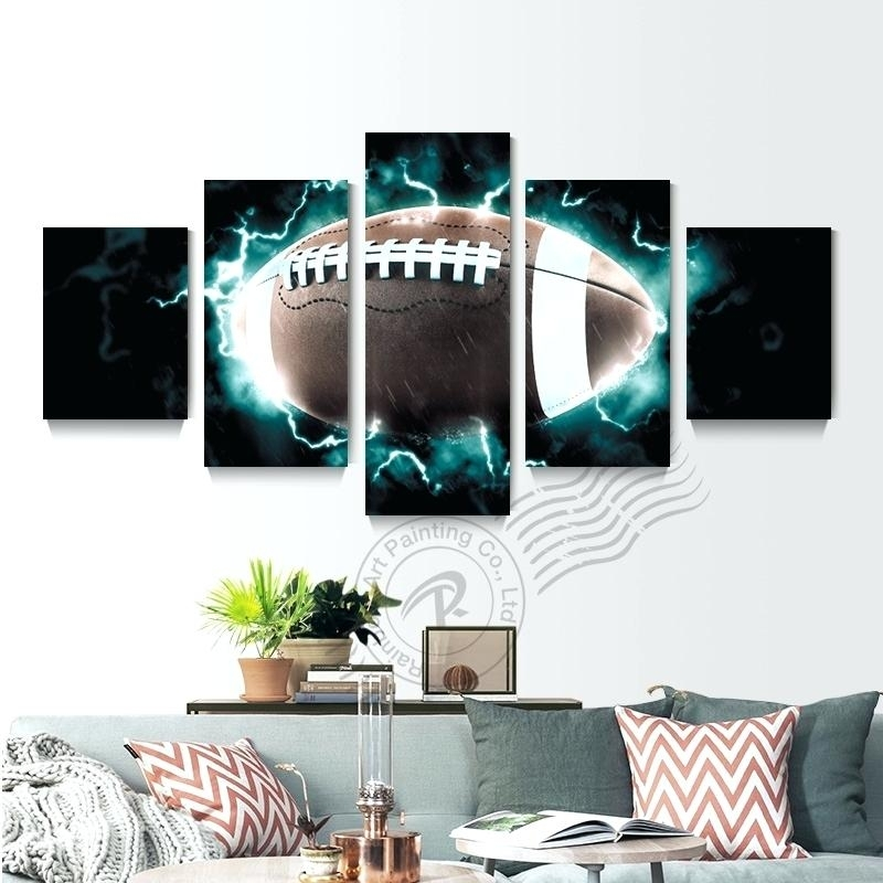 Nfl Wall Art Wall Art 5 Online Get Cheap Painting Group Inside Nfl Wall Art (Image 16 of 20)