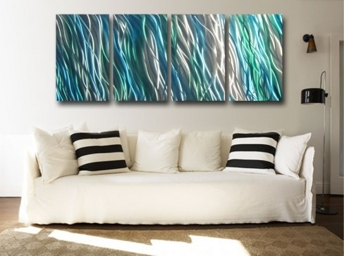 Nice Ideas Contemporary Wall Art Decor Design Minimalist Decorative Regarding Contemporary Wall Art Decors (View 5 of 25)