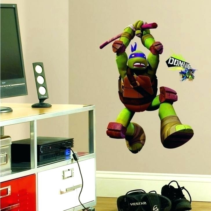 Ninja Turtles Wall Art Ninja Turtle Wall Decor Image Of Ninja Within Ninja Turtle Wall Art (Image 17 of 25)