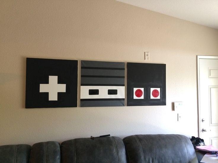 Nintendo Wall Art – Arsmart Regarding Nintendo Wall Art (View 3 of 20)