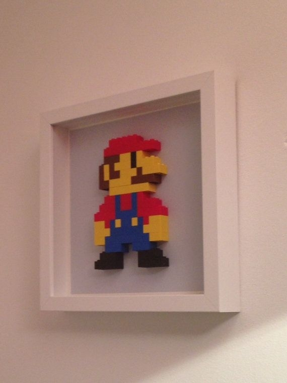 Nintendo Wall Art – Turbid With Regard To Nintendo Wall Art (Image 8 of 20)