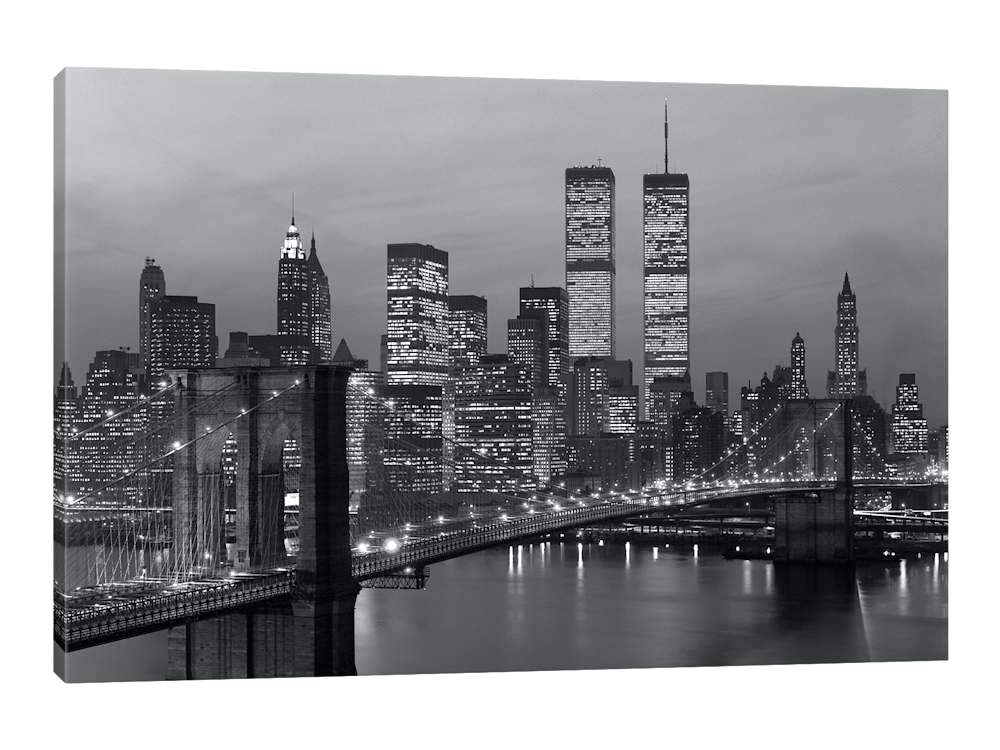 Nyc Canvas Art Large New Canvas Times Square Modern Wall Art Throughout Nyc Wall Art (View 13 of 25)