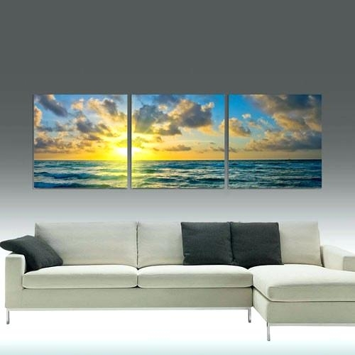 Ocean Wall Art Ocean Wall Art Perth – Candytrades intended for Ocean Wall Art